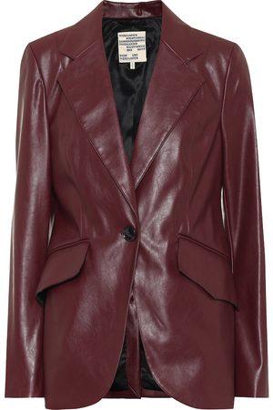 Baum und Pferdgarten Exclusive to Mytheresa – Beyonce faux leather blazer
