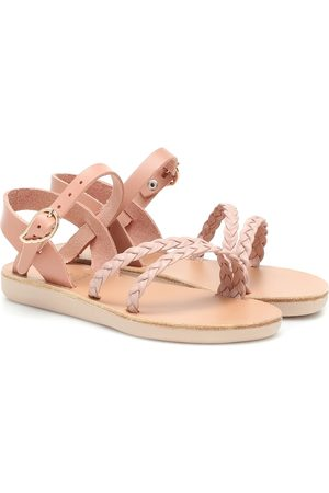 Ancient Greek Sandals Little Afrodite leather sandals