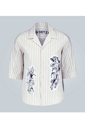 GOETZE Striped Ted shirt
