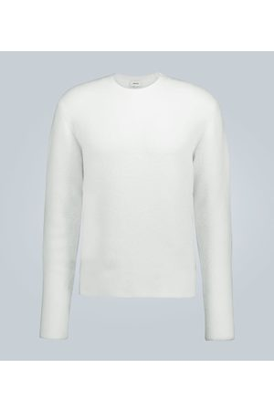 Nanushka Relaxed-fit brushed sweater