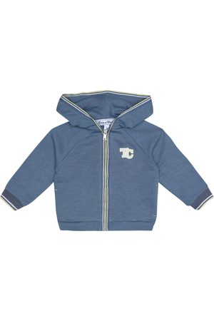 Tartine Et Chocolat Baby cotton-blend hoodie
