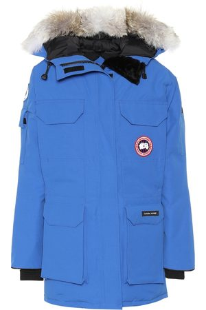 Canada Goose PBI Expedition fur-trimmed parka