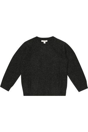 Caramel Jay merino wool sweater