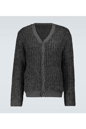 WINNIE N.Y.C Destroyed knitted cardigan