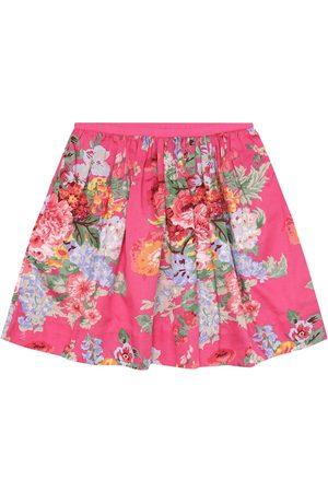 Ralph Lauren Floral cotton skirt