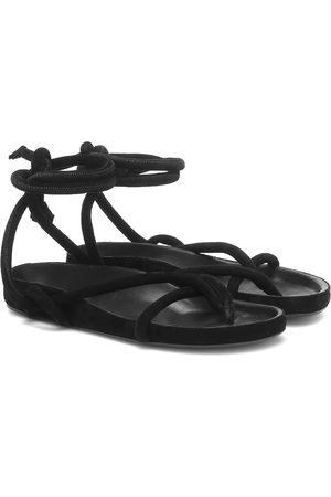 Isabel Marant Lastro suede sandals