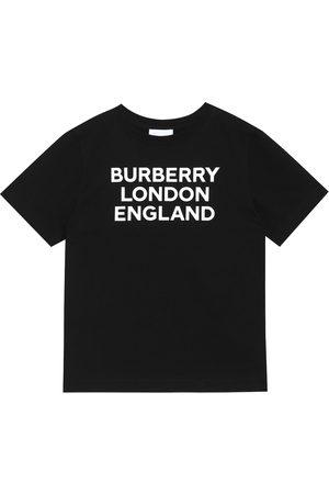 Burberry Logo cotton jersey T-shirt