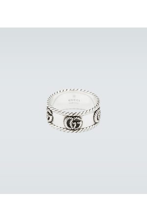 Gucci Herre Ringer - Double G ring