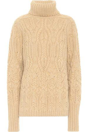 Loro Piana Tribeca cable-knit cashmere sweater