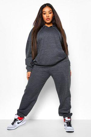 Boohoo Plus Basic Oversized Hoody