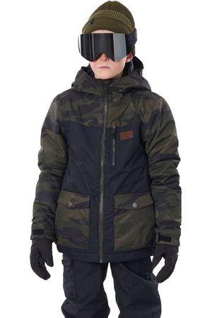 Rip Curl Kids Snake Snow Jacket