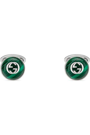 Gucci Cufflinks with Interlocking G