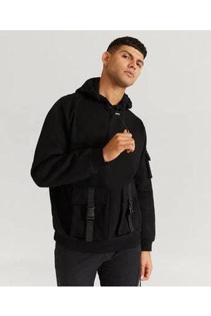 William Baxter Hoodie Combat Hoodie