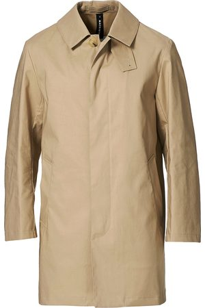 MACKINTOSH Cambridge Car Coat Fawn