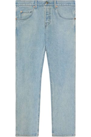 Gucci Herre Straight - Five-pocket straight-leg jeans