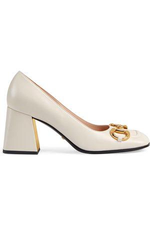 Gucci Women's mid-heel pump with Horsebit