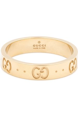 Gucci Icon 18kt gold ring