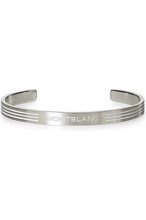 Mont Blanc Herre Armbånd - Bangle Steel Lacquer Bracelet