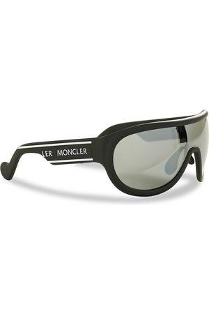 Moncler Lunettes ML0106 Sunglasses Matte Black