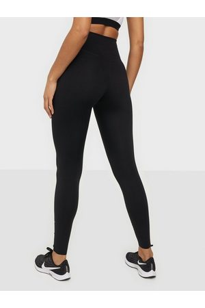 Nike Dame Tights - W One Luxe Mr Tight Black