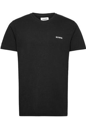 BLS Hafnia Essential Logo T-Shirt Black T-shirts Short-sleeved