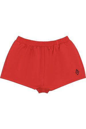 The Animals Observatory Puppy swim shorts