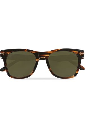 Tom Ford Herre Solbriller - Brooklyn TF833 Sunglasses Brown