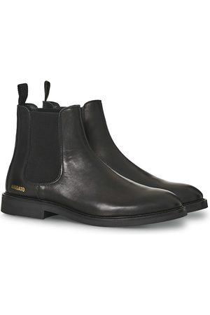 Axel Arigato Chelsea Black Leather