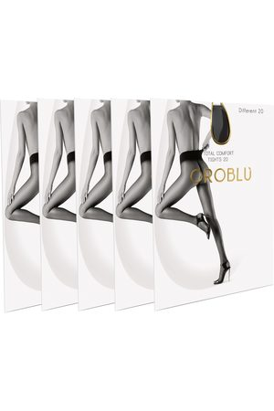 Oroblu 5pk Different 20