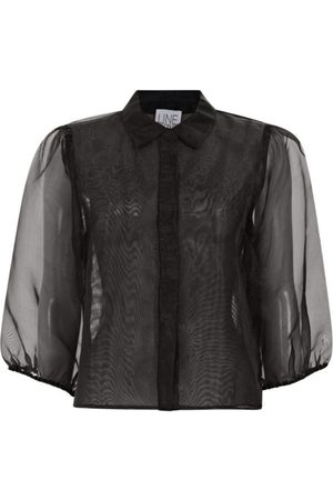 Line of Oslo Star Solid Blouse