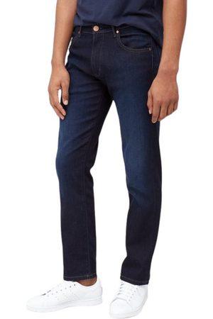 Wrangler Herre Straight - Arizona Stretch Classic Straight Soft Luxe Jeans