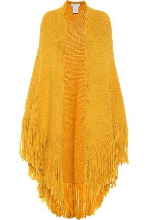 GABRIELA HEARST Dame Capes - Lauren fringed cashmere cape
