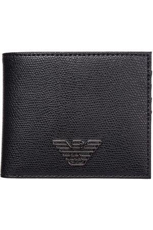 Emporio Armani Menns Lommebok Kredittkort Bifold