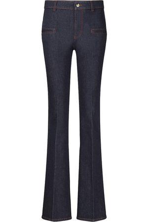 Altuzarra Serge mid-rise flared jeans