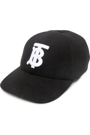 Burberry Herre Capser - Embroidered logo baseball cap