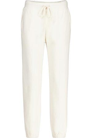 Velvet Gita cotton trackpants
