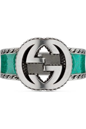 Gucci Ring with Interlocking G