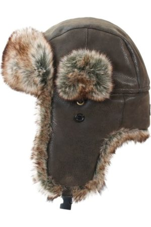 AVIGNON Luer - Flaps Hat Synthetic Leather
