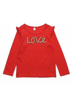 Esprit LS Love T-skjorte