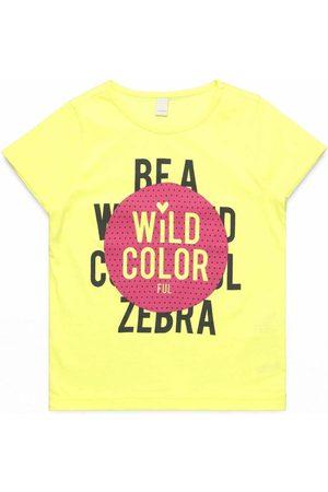 Esprit Jente Skjorter - SS Zebra T-skjorte