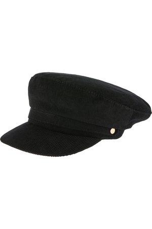 Accessorize Cord Mariner Cap Acc Hats Casual Fabric