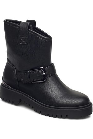 Guess Orican/Stivaletto /Lea Shoes Boots Ankle Boots Ankle Boot - Flat