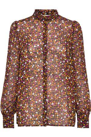 Modstrom Gryffin Print Shirt Bluse Langermet Multi/mønstret