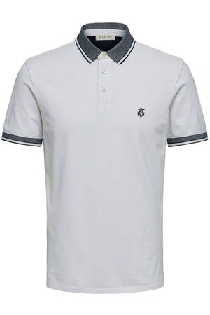 Selected Slhtwist Polo