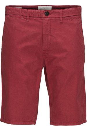 Jack & Jones Chino shorts Red