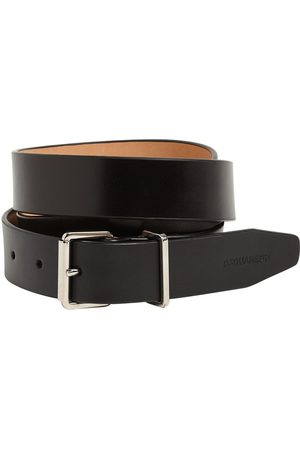Dsquared2 3cm Leather Belt