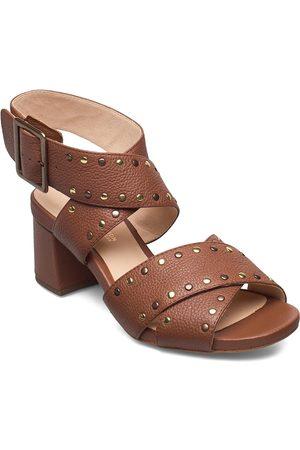 Clarks Dame Sandaler - Sheer55 Buckle Sandal Med Hæl