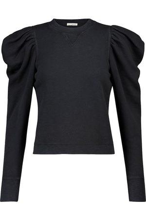 ULLA JOHNSON Alair cotton jersey sweatshirt