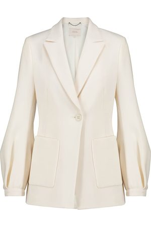 Dorothee Schumacher Sophisticated Perfection crêpe blazer