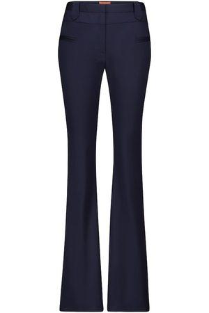 Altuzarra Dame Slengbukser - Serge mid-rise bootcut pants